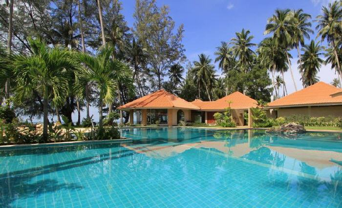 The Siam Residence Boutique Resort, Nathon