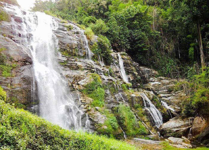 Wachirathan Waterfall, Doi Inthanon National Park