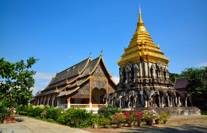 Popular attractions in Chiang Mai for your first visit