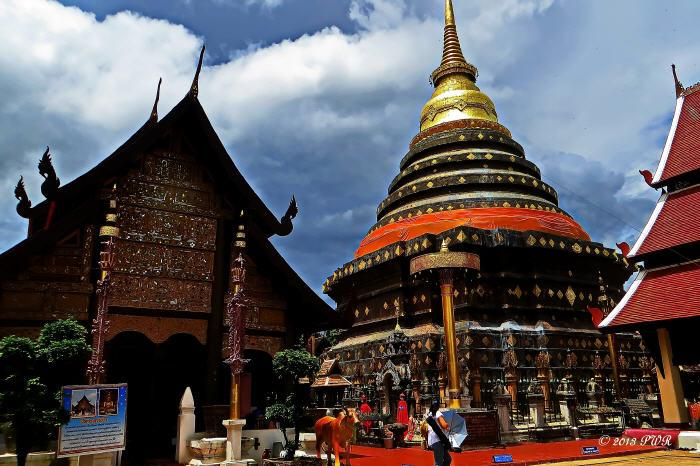 Lampang Luang Thailand  City new picture : Wat Phrathat Lampang Luang, Lampang, Thailand
