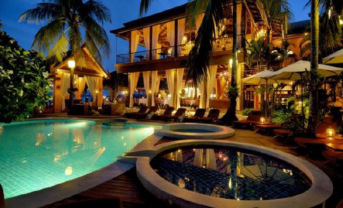 Zazen Boutique Resort, Bo Phut