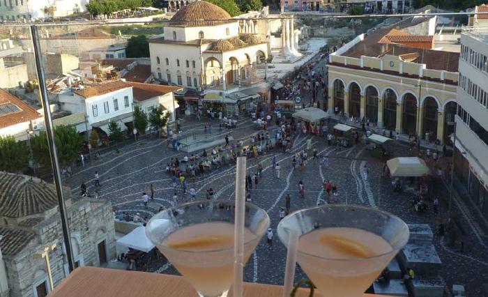 A for Athens, 2-4, Miaouli street, Monastiraki, Athens, 10554, Greece