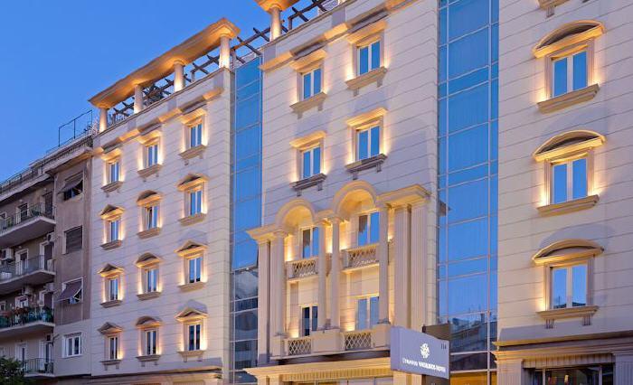 Airotel Stratos Vassilikos Hotel, 114, Michalakopoulou Str., Athens, 11527, Greece