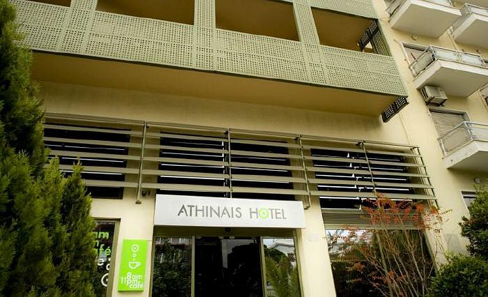 Athinais Hotel, 99 Vassilissis Sofias Ave., Athens, 11521, Greece