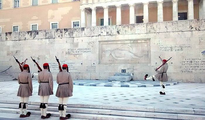 Top tourist attractions in Athens, Syntagma Square