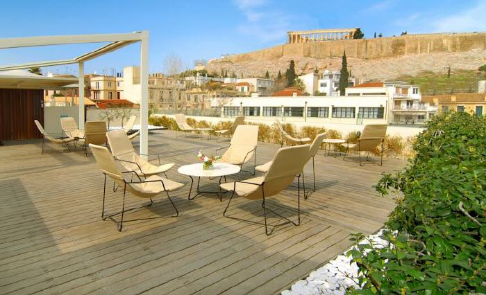 Herodion Hotel, 4 Rovertou Galli Street, Athens, 11742, Greece