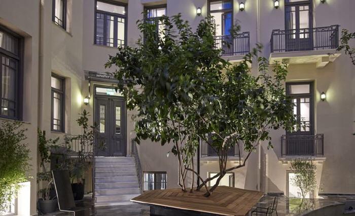 InnAthens, Georgiou Souri 3,Syntagma, Athens, 10557, Greece