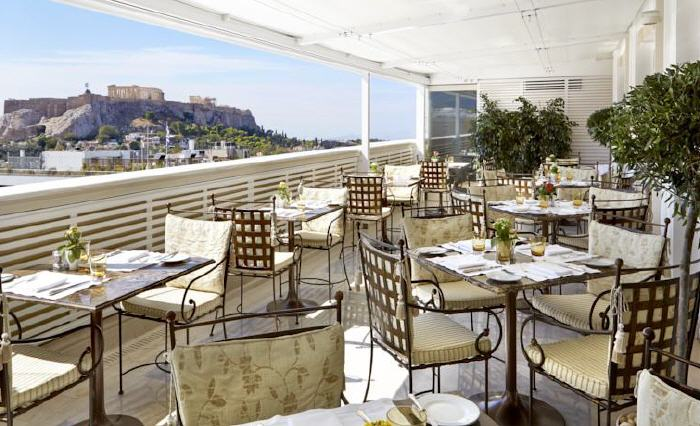 King George, a Luxury Collection Hotel, 3 Vas. Georgiou A' Street, Syntagma Square, Athens, 10564, Greece
