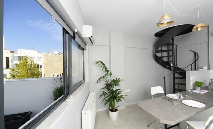 Live in Athens, short stay apartments, Agion Anargiron 5, Psiri, Athens, 105 54, Greece