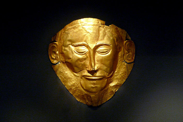 Mask of Agamemnon, National Archaeological Museum