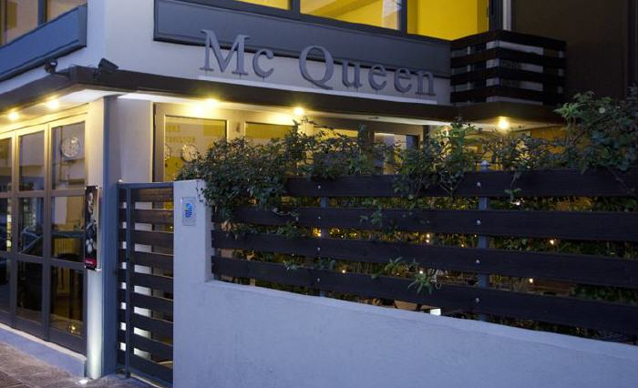 Mc Queen, Kastorias 24, Athens, 10447, Greece