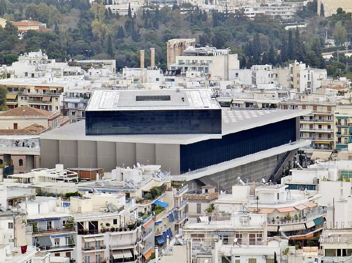 Top tourist attractions in Athens, New Acropolis Museum