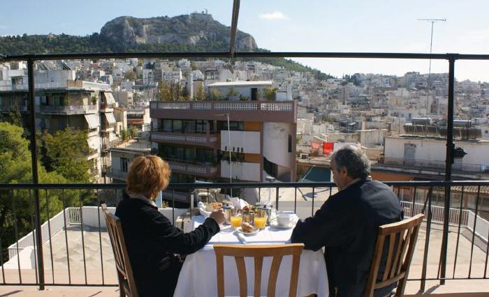 Orion Hotel, Em.Benaki 105 & Anexartissias Street, Athens, 11473, Greece