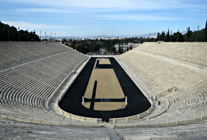 Panathenaic Stadium (Panathinaiko Stadio), top attractions in Athens