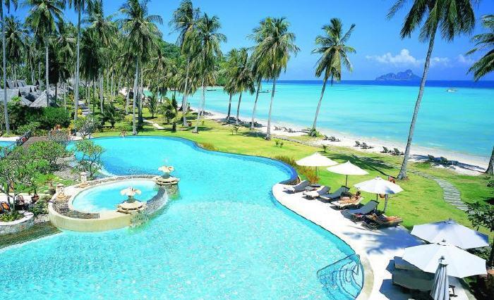 Phi Phi Island Village Beach Resort Transfer