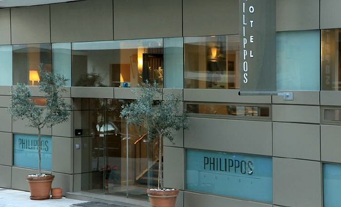 Philippos Hotel, 3 Mitseon Street, Athens, 11742, Greece