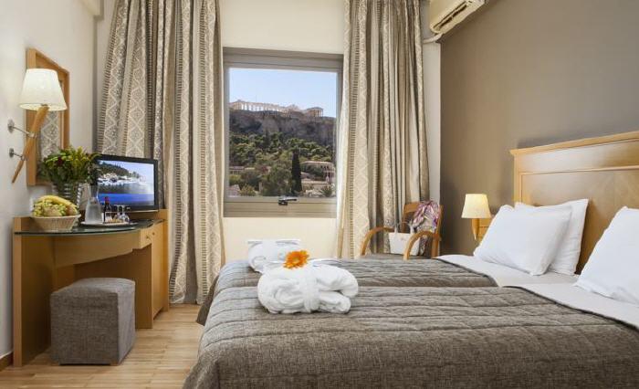 Plaka Hotel, 7 Kapnikareas & Mitropoleos, Athens, 105 56, Greece