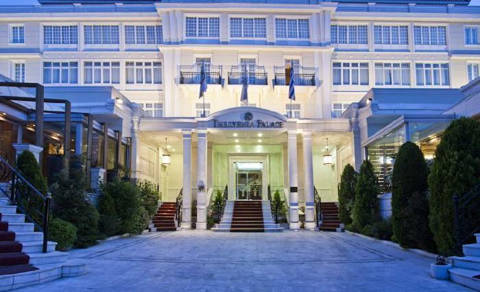 Theoxenia Palace, Filadelfeos 2 Street, Kifissia, Athens, 145 62, Greece
