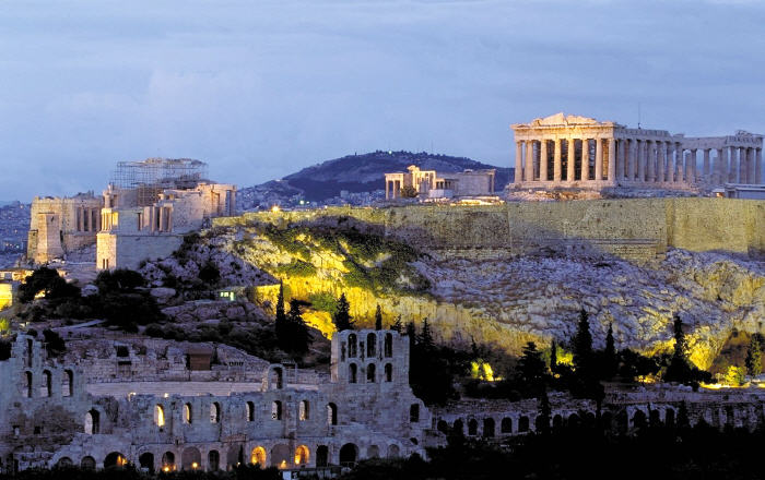 Top tourist attractions in Athens