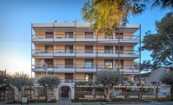 Zina Hotel Apartments, Evangelistrias 6, Glyfada, Glyfada, Athens, 16674, Greece