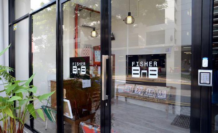 Fisher BnB, 127 Tyrwhitt Road, Lavender, 207551 Singapore