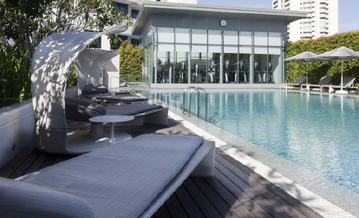 Fraser Suites Singapore, 491A River Valley Road, 248372 Singapore