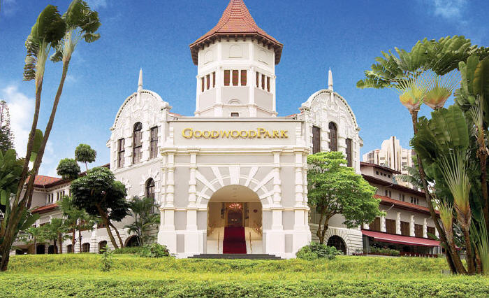 Goodwood Park Hotel, 22 Scotts Road, Orchard, 228221 Singapore