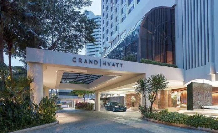 Grand Hyatt Singapore, 10 Scotts Road, Orchard, Singapore, Singapore 228211