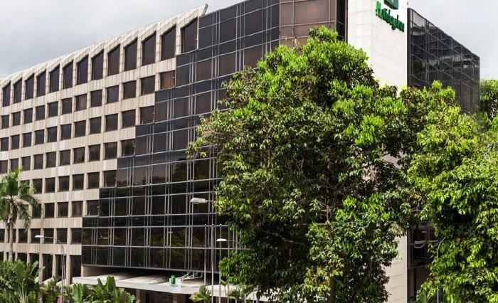 Holiday Inn Singapore Orchard City Centre, 11 Cavenagh Road, Orchard, 229616 Singapore