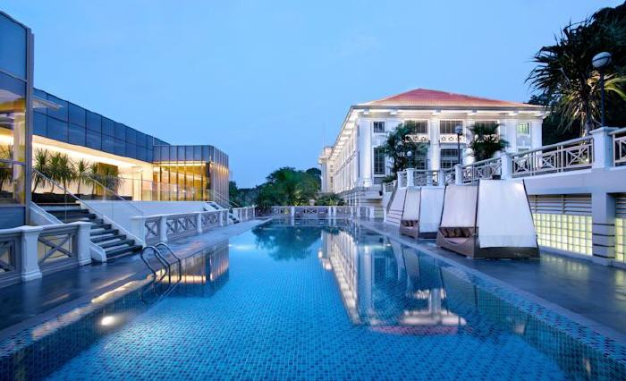 Hotel Fort Canning, 11 Canning Walk, 178881 Singapore