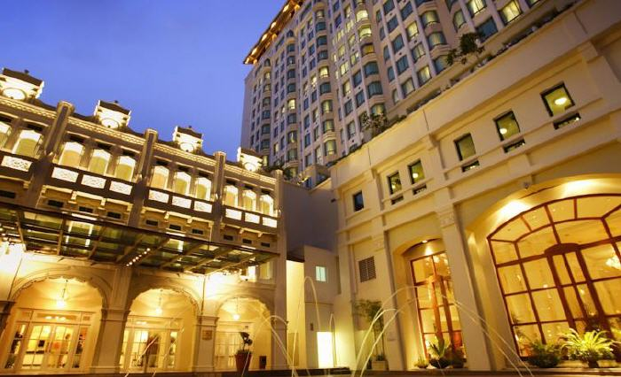 InterContinental Singapore, 80 Middle Road, 188966 Singapore