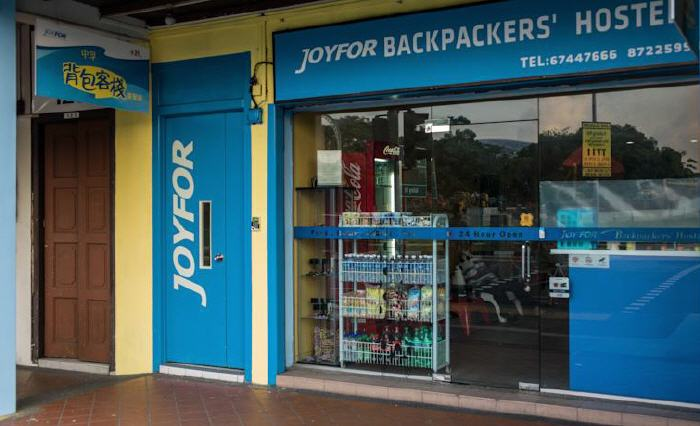 Joyfor Backpackers' Hostel, 135 Geylang Road, 389226 Singapore