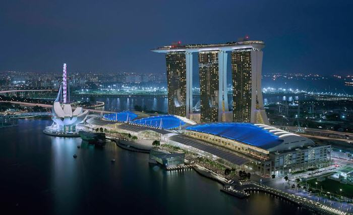 Marina Bay Sands, 10 Bayfront Avenue, Marina Bay, 018956 Singapore