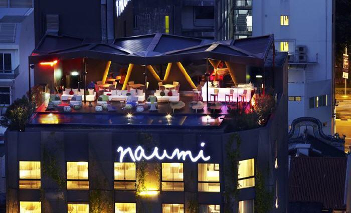 Naumi, 41 Seah Street, 188396 Singapore