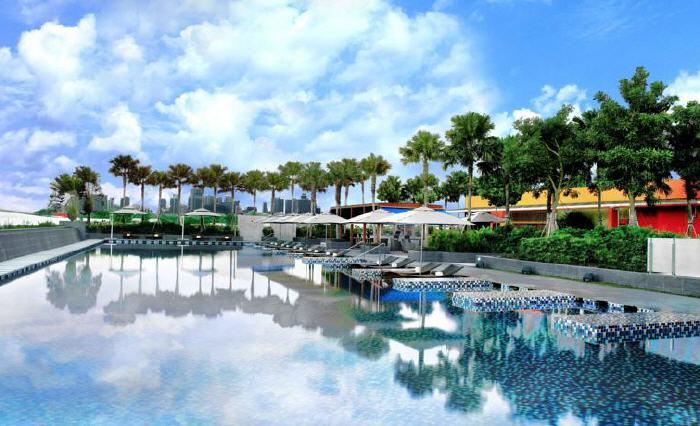 One Farrer Hotel & Spa, 1 Farrer Park Station Road, 217562 Singapore