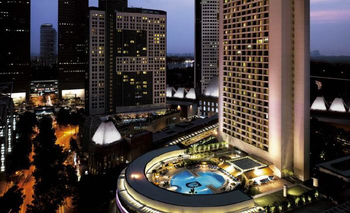 Pan Pacific Singapore, 7 Raffles Boulevard, Marina Square, Marina Bay, 039595 Singapore
