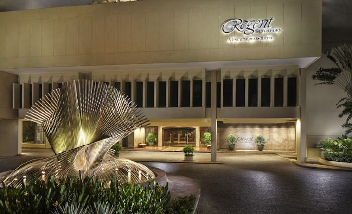 Regent Singapore - A Four Seasons Hotel, 1 Cuscaden Road, Orchard, 249715 Singapore