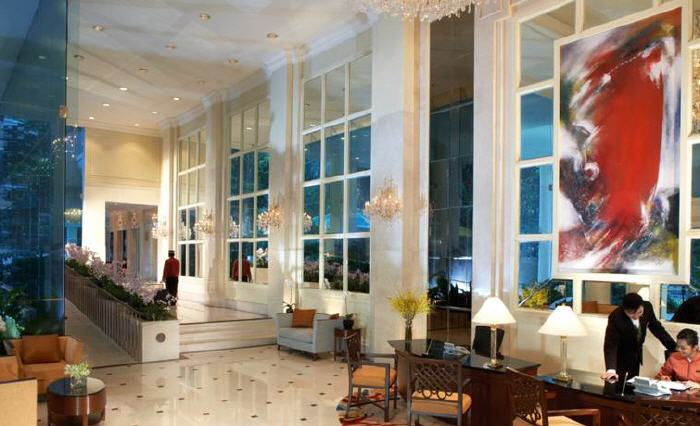 Shangri-La Apartments, 1, Anderson Road, Orchard, 259983 Singapore