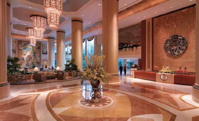 Shangri-La Hotel Singapore, 22 Orange Grove Road, Orchard, 258350 Singapore