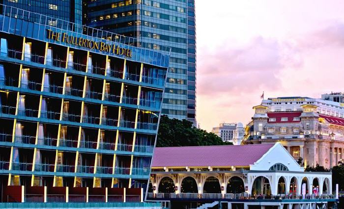 The Fullerton Bay Hotel Singapore, 80 Collyer Quay, Marina Bay, 049326 Singapore