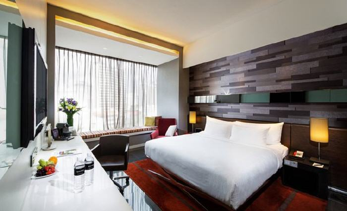 The Quincy Hotel by Far East Hospitality, 22 Mount Elizabeth, Orchard, 228517 Singapore