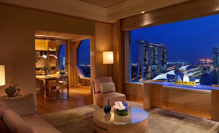 The Ritz-Carlton, Millenia Singapore, 7 Raffles Avenue, Marina Bay, 039799 Singapore