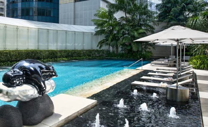 The St. Regis Singapore, 29 Tanglin Road , Orchard, 247911 Singapore