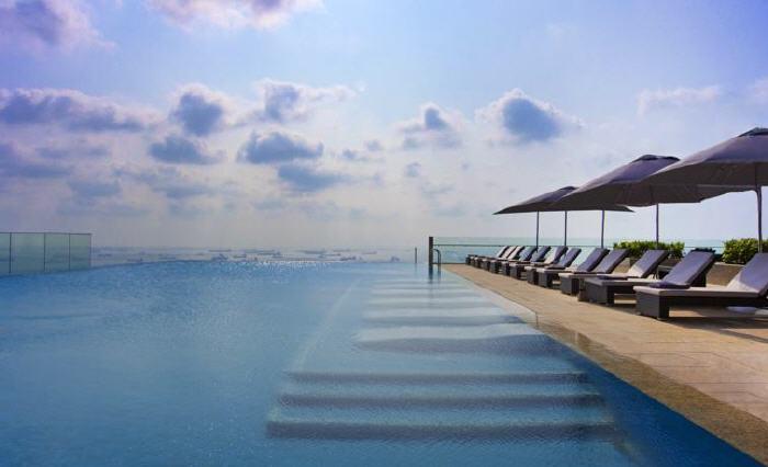 The Westin Singapore, 12 Marina View, Asia Square Tower 2, Marina Bay, 018961 Singapore