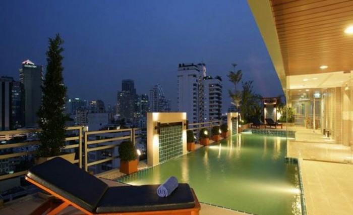Adelphi Suites Sukhumvit by Compass Hospitality, 6 Sukhumvit Soi 8, Khlong Toei, 10110 Bangkok, Thailand