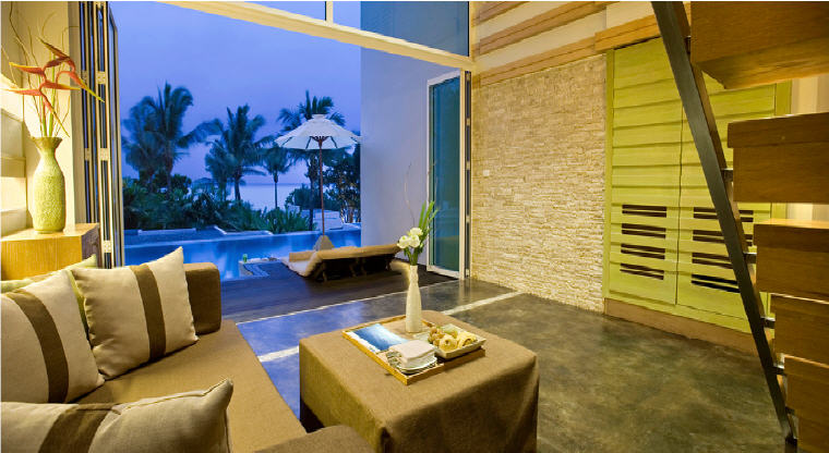 Ocean View Loft, Aleenta Phuket Resort & Spa