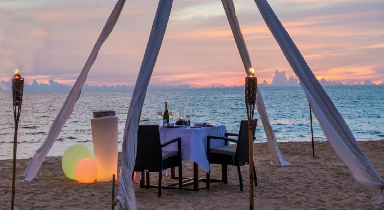 Private Dining, Aleenta Phuket Resort & Spa