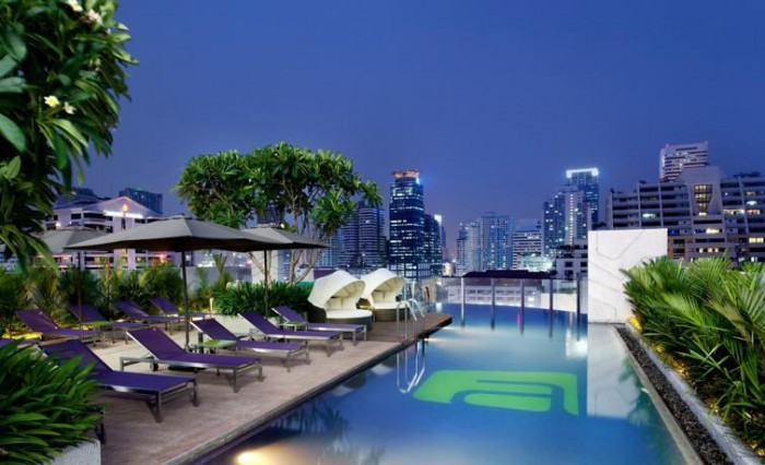 Aloft Bangkok, 35 Sukhumvit Soi 11, Klongtoey-nua, Wattana, 10110 Bangkok, Thailand