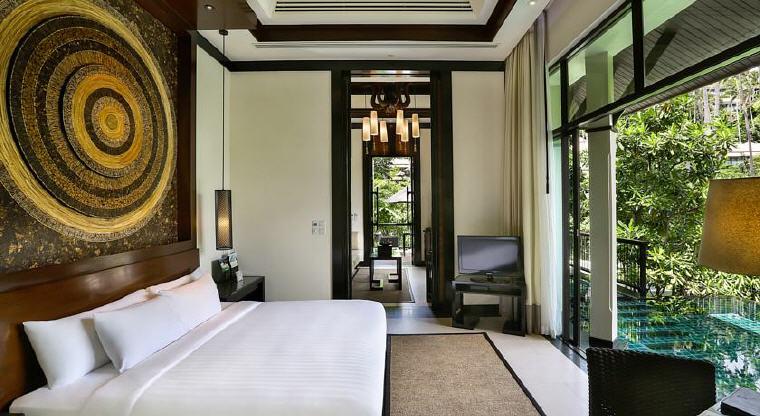 Deluxe Pool Villa, Banyan Tree Samui