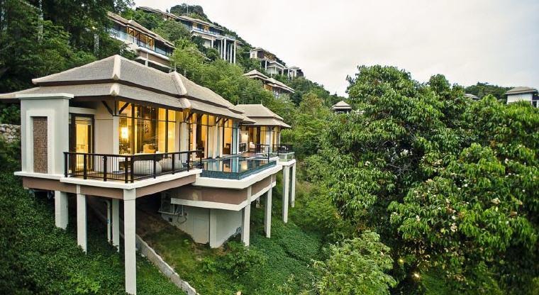 Horizon Hillcrest Pool Villa, Banyan Tree Samui